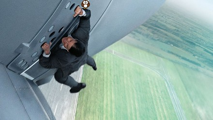 Co jest nie tak z Mission Impossible: Rogue Nation?