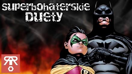 Niesamowite duety w superbohaterskim komiksie