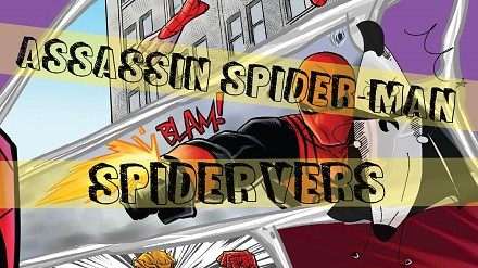SpiderVers - Assassin Spider-Man