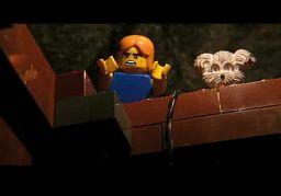 Musical zrobiony z ludzików Lego