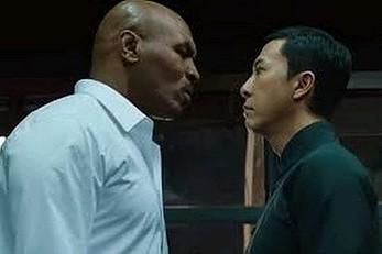Ip Man vs Mike Tyson - który mistrz okaże się lepszy?