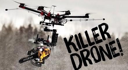 Zabójczy dron: latająca piła