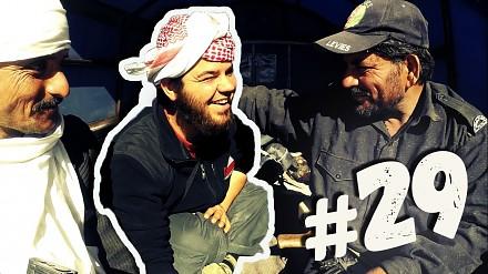 #29 Przez Świat na Fazie - Pakistan - Kweta