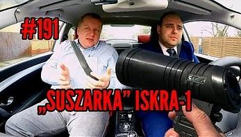 Suszarka policyjna ISKRA-1