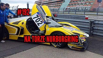 Moto doradca na torze Nurburgring