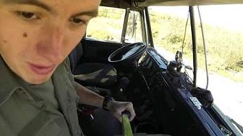Autostopem Na Kołymę - Powrót na kontynent (odc 45)