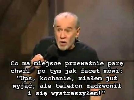 George Carlin - Aborcja i świętość życia