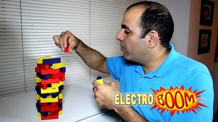 Błędny elektryk prezentuje drukarkę 3D
