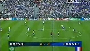 Wspomnienie finału MŚ 1998 we Francji