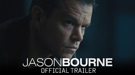 Jason Bourne (zwiastun)