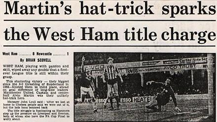 Najbardziej niezwykły hat-trick w historii!
