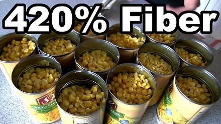 The Corn Challenge - jak szybko zjesz 12 puszek kukurydzy?
