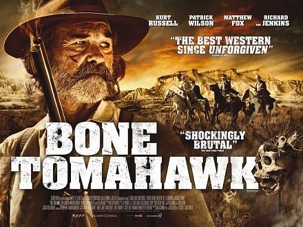 Bone Tomahawk - recenzja filmu od Kinomaniaka