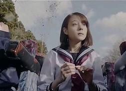 Hardkorowy fragment japońskiego horroru