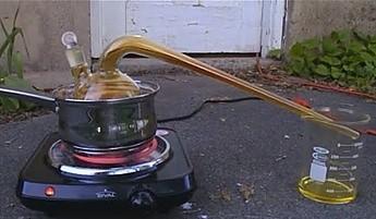 Jak zrobić kwas azotowy domowym sposobem?