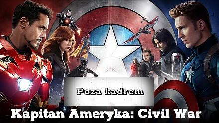 Poza kadrem - Kapitan Ameryka: Wojna Bohaterów