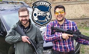Gun TV i Wapniak o bezpieczeństwie na strzelnicy