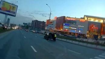 Zbuntowana rosyjska haubica