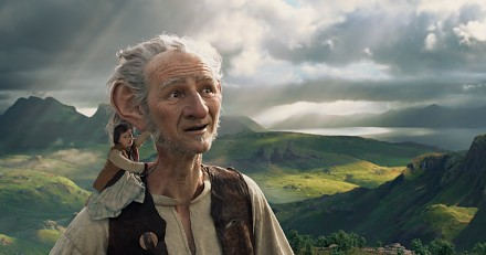 Disney: The BFG (zwiastun)