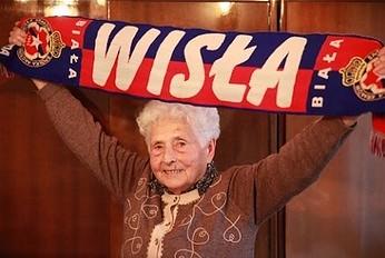 Człowiek, który od 48 lat kibicuje Wiśle Kraków