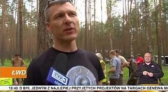 Odnaleziono szczątki polskiego samolotu