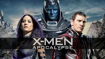 Kinomaniak recenzuje X-MEN: Apocalypse