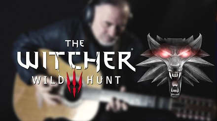 "Igor Presnyakov i jego cover ""Hunt or be Hunted"" z soundtracku Wiedźmina 3"