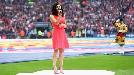 Kiedy masz śpiewać hymn Anglii podczas finału FA Cup