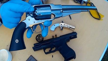 Broń bez pozwolenia - poradnik Brzydkiego Buraka