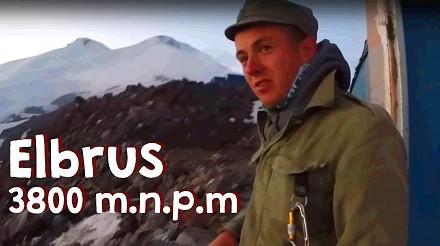 Autostopem przez Demoludy - Elbrus 3800 m.n.p.m (odc. 13)