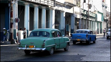 W Hawanie czas stanął w miejscu