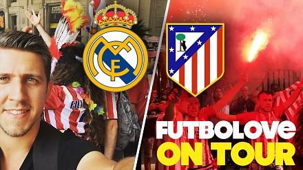 Real - Atletico | Futbolove on Tour