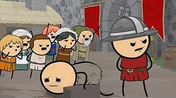 Egzekucja - Cyanide & Happiness