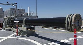 Jak wyglądają testy nowej, potężnej broni amerykańskiej armii?