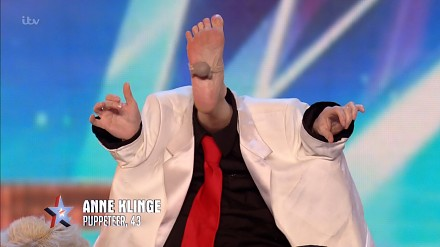 Występ inny niż wszystkie w Britain's Got Talent 2016