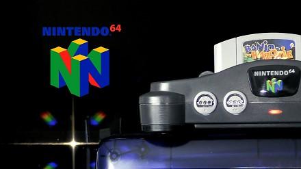 Historia konsoli Nintendo 64 - Time Warp