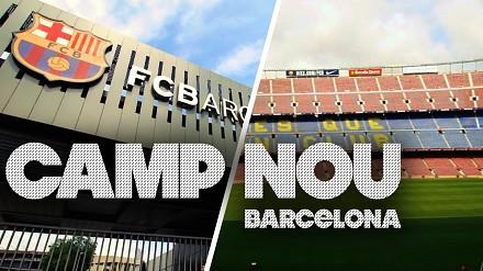 Camp Nou - Barcelona | Największe Stadiony Świata