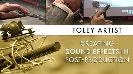 Tworzenie dźwięków do hollywoodzkich superprodukcji