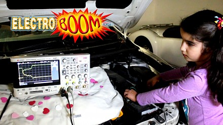 Nasz ulubiony elektryk odpala samochód... superkondensatorami
