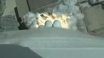 Lot na rakiecie Atlas V