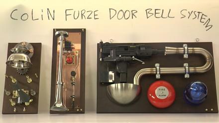 Colin Furze - alternatywny dzwonek do drzwi