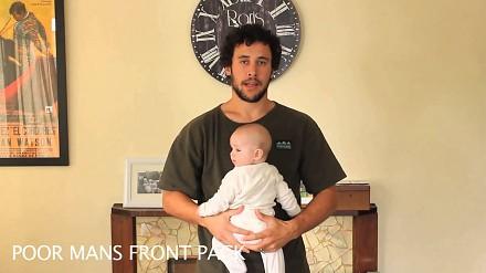 Jak trzymać dziecko? || How to dad