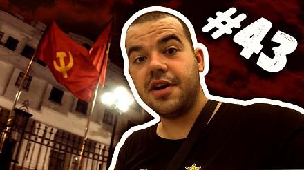 #43 Przez Świat na Fazie - Anticomunistico 2.0