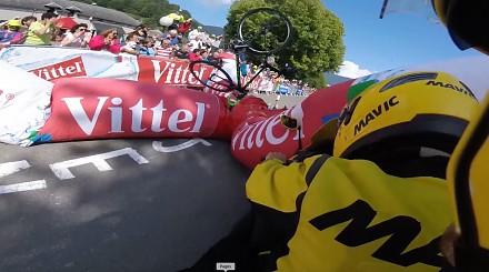 Bezkrwawy zamach na Tour de France 2016