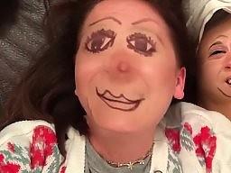 Cycek zamiast twarzy - face swap jakiego nie widziałeś