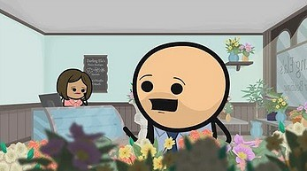 Bukiet - Cyanide & Happiness Shorts