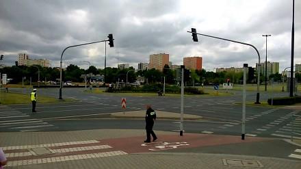 A tymczasem w Lublinie żużel na rondzie