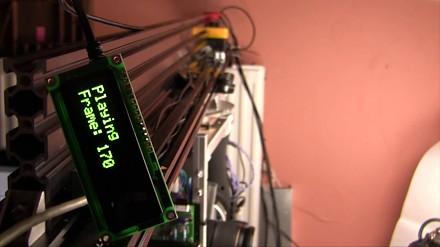 Amatorski system prowadzenia kamery
