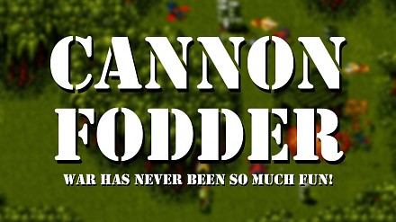 Cannon Fodder [Amiga/PC] - Retro