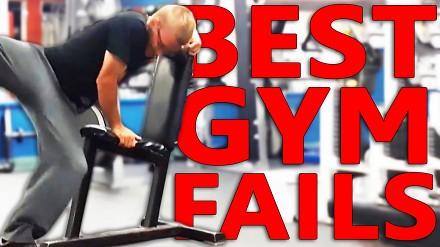 Kompilacja porażek z siłowni i ćwiczeń || FailFun